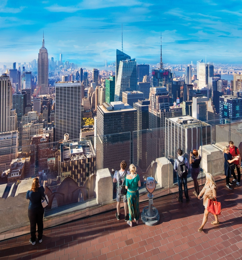 Visit Top Of The Rock Observation Deck Nyc S Iconic